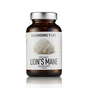 Lions mane mushroom4life