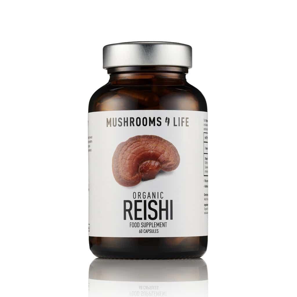 Reishi capsules Mushroom4Life