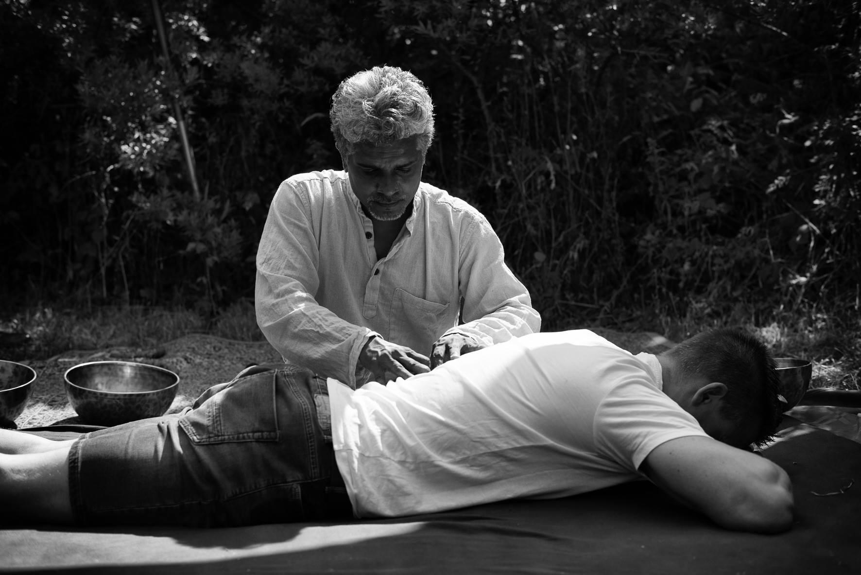 Rahul Bharti energy healing
