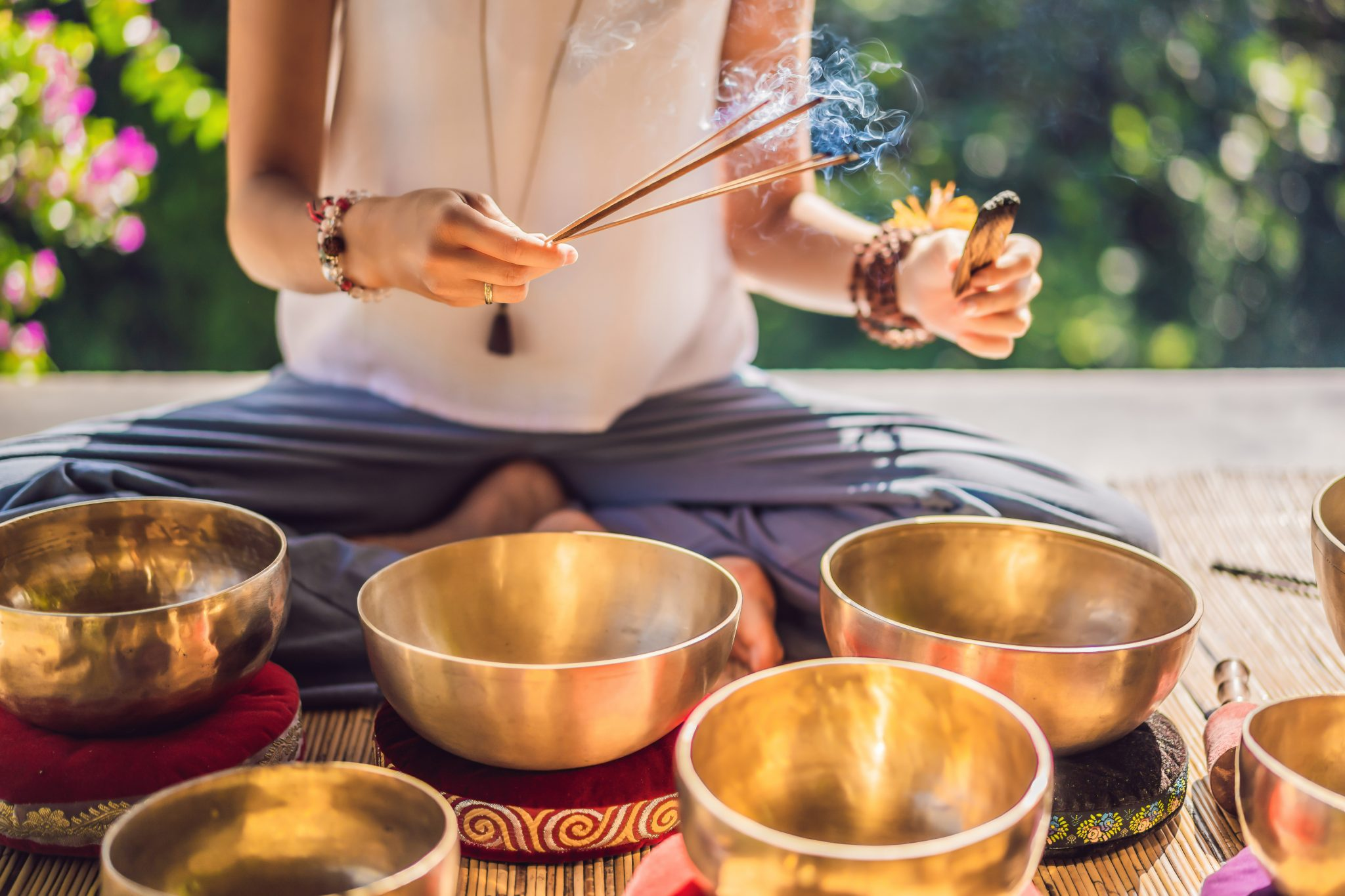Sound healing - Key To Health