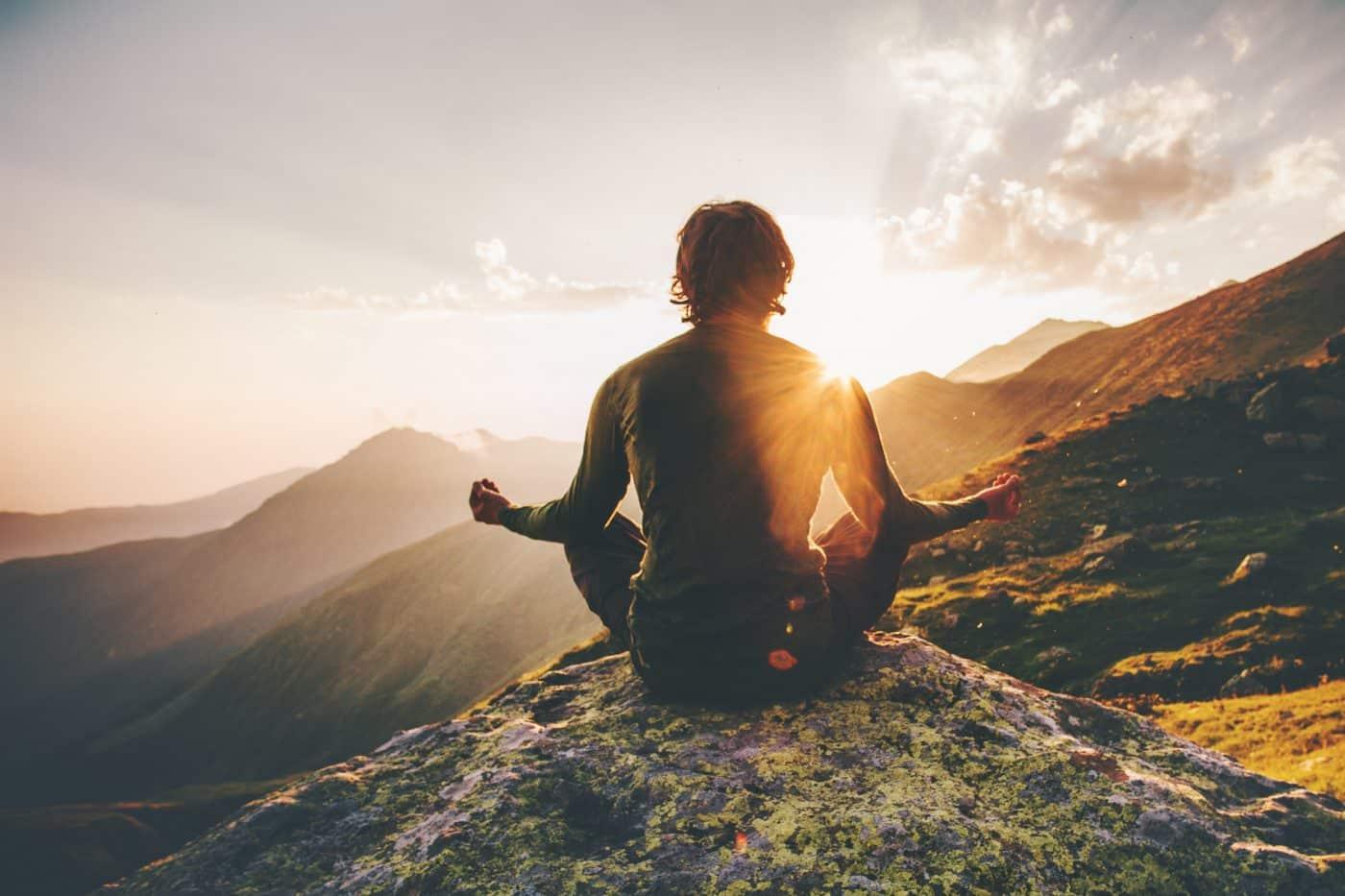 Door elke dag te mediteren activeer je het zelfhelend vermogen