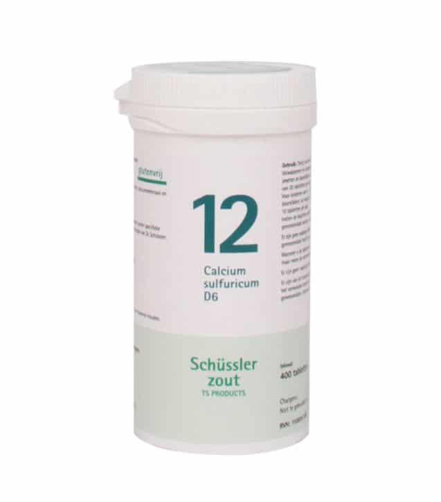 Schüssler 12 Calcium Sulfuricum D6