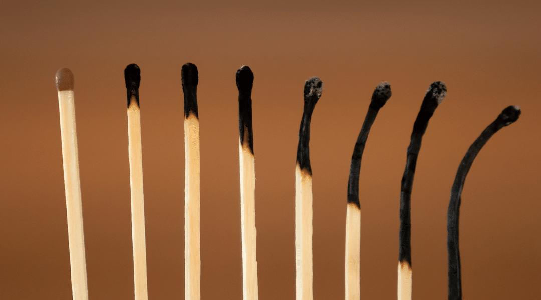 Symptomen van een burn-out & een herstelplan